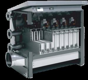 Soluções gás condensação para a climatização